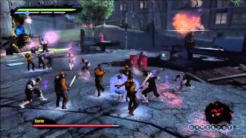 E3 2011 GameSpot Stage Shows - X-Men Destiny (PS3, Xbox 360, Wii, DS)