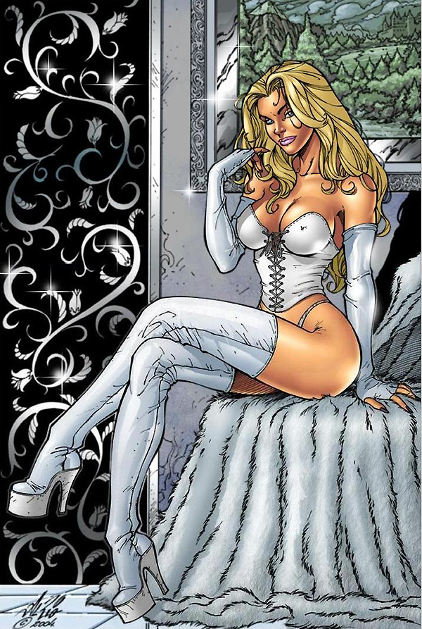 Image result for x men white queen
