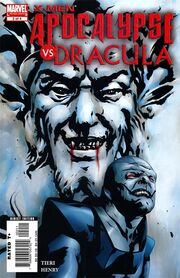 X-Men Apocalypse vs Dracula Vol 1 2