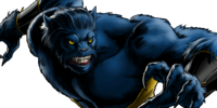 Beast (Marvel: Avengers Alliance)/Gallery