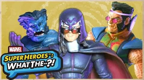 Marvel Super Heroes What The--?! X-Men The True Early Years!