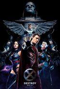 X-Men-Apocalypse Villains Poster