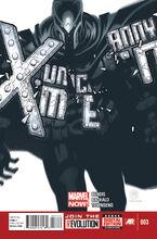 Uncanny X-Men Vol 3 3