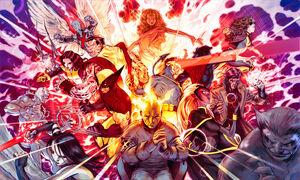 X-Men Montage