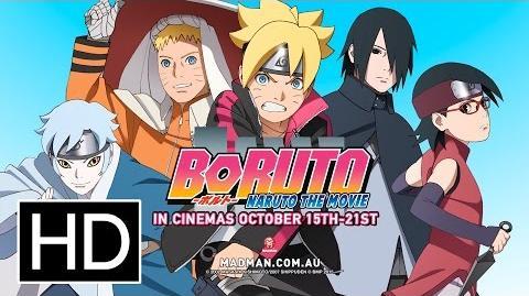 Boruto Naruto The Movie - Official Full Trailer