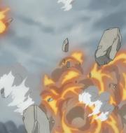 Pedregulho de Areia Explosiva (3)