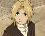 Edward senses an uneasy atmosphere