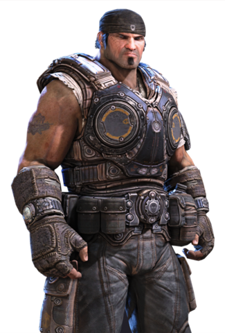 File:Gears of War 3 Personajes COG Marcus Fenix V2 (2).png