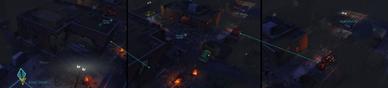 XComEW Mission - Portent map