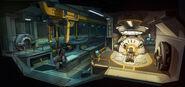 XCOM EW ConceptArt Cybernetics Lab