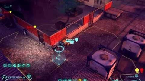 XCOM Overwatch Exploit -- Capturing Aliens