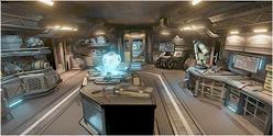 XCOM2 facility provinggrounds