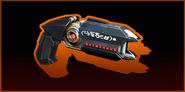 XCOM laser pistol