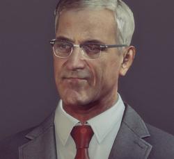 TheBureau DirectorMyronFaulke