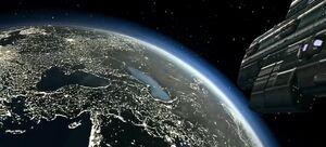 XCOM(EU) Earth AtNight