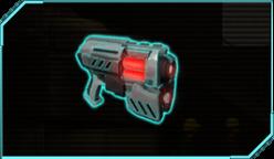 XEU Laser Pistol