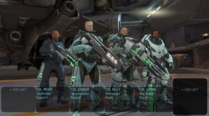XCOM(EU) Heroes