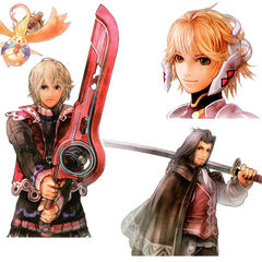 Art of Shulk (bottom left)