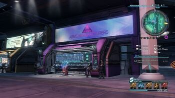 xenoblade chronicles x how to sell miranium to arms manufacturers