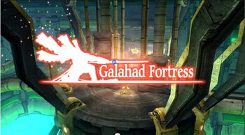 Galahad Fortress Location
