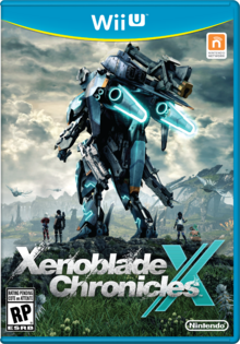 Xenoblade Chronicles X Packaging high res box art e3 2015