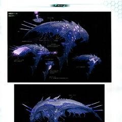 Concept Art: Battleship-type Ghost