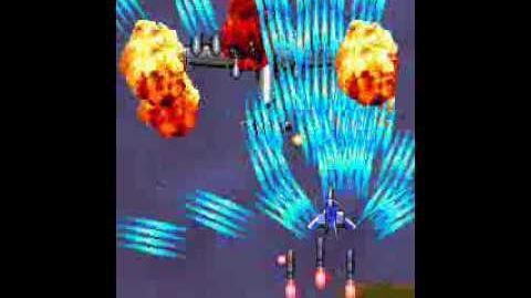 Xeno Fighters EX (Original) - Ultima-X demonstration