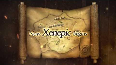 Xenepic Luckystrike mobile (English)