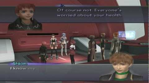 Xenosaga III HD Cutscene 235 - Plan to Infiltrate Merkabah (Durandal) - ENGLISH - REGULAR MODE