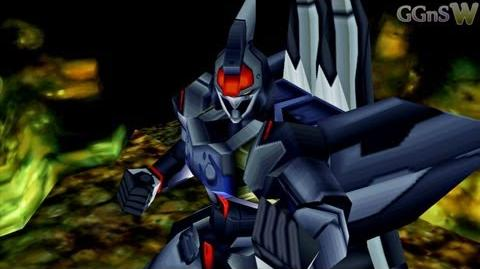 Xenogears gameplay