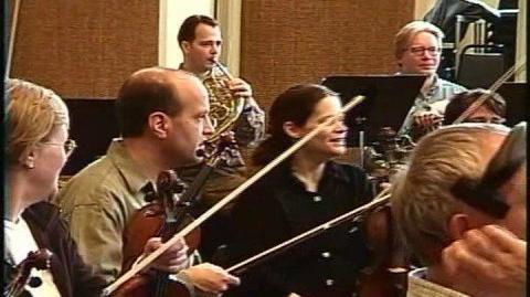 Xenosaga Recording Sessions in London