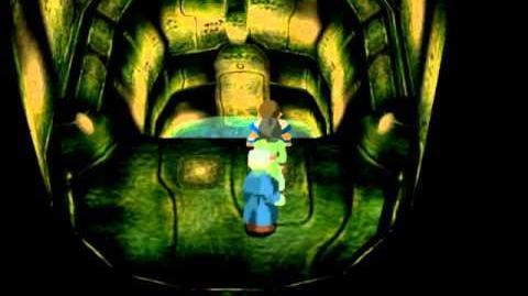 Xenogears Anima dungeon 2 - Water Drainage room