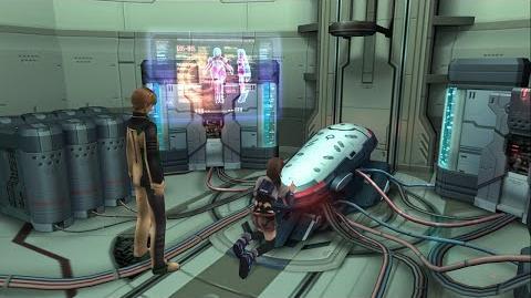 Xenosaga Episode III - Chapter 4 - Dabrye Mine - KOS-MOS's Eternal Sleep
