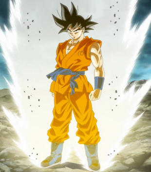 Super Saiyan Beyond God