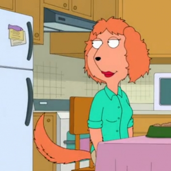 lindy from family guy nude