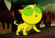 PingPong CatWarrior