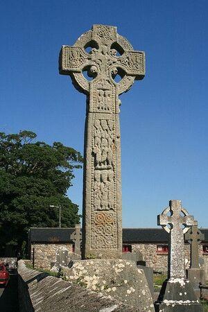 Drumcliffe High Cross
