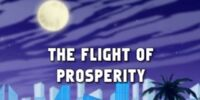 The Flight of Prosperity