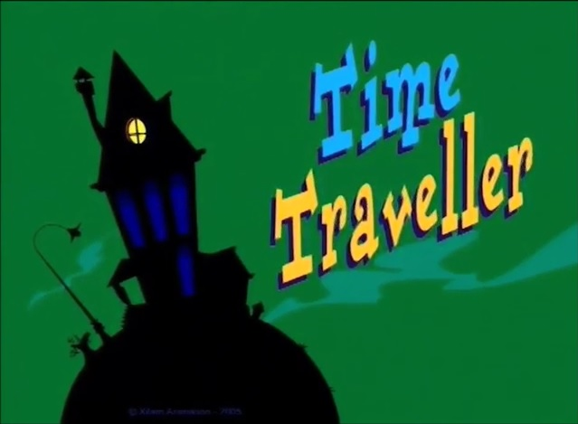 File:Xilam - Space Goofs - Time Traveler - Episode Title Card.jpg
