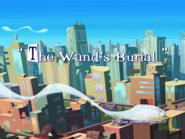 File:Xilam - A Kind of Magic - The Wand's Burial - Episode Title Card.jpg