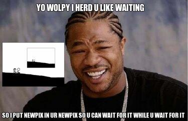 Yo wolpy