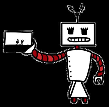 Newpixbot isolated