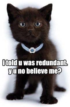 Redundant187