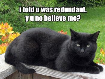 Redundant55