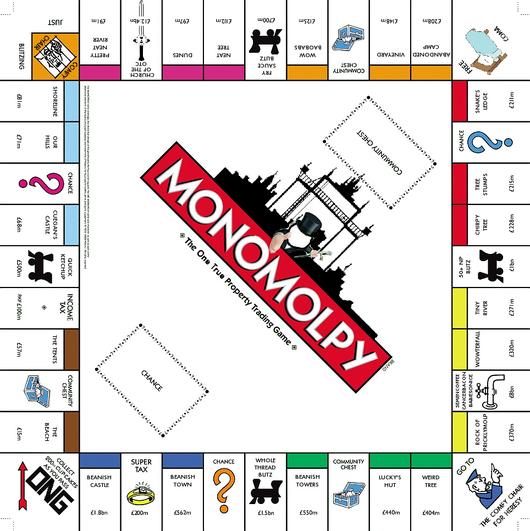 OTC Monopoly