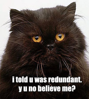 Redundant52