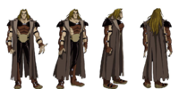 Sabretooth's Outfits
