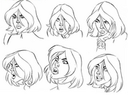 DrawRogue- Face II