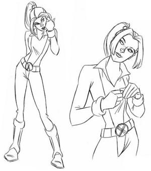 DrawKitty- Profile II