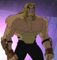 Sabertooth using the Cyttorak